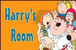 Personalised Family Guy Door Plaque